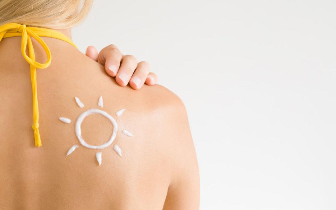La importancia de la crema solar