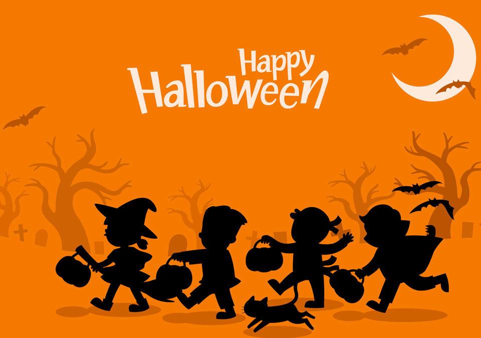 ¿Truco o trato? Se acerca la noche más terrorífica del año, Halloween.
