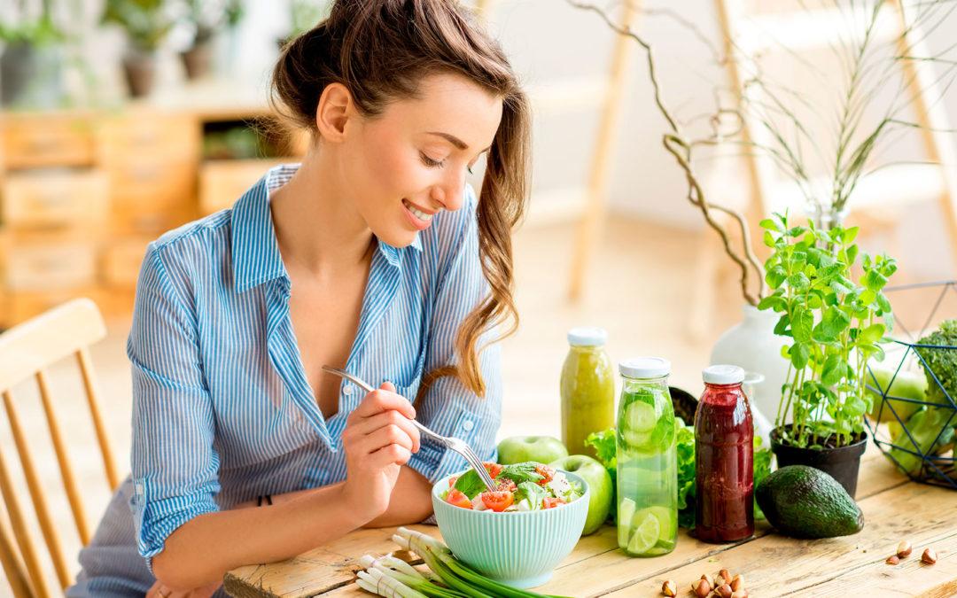 5 alimentos depurativos para después de las Navidades